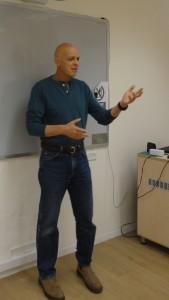 Prof. Gideon Aran
